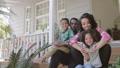 ポートレート ファミリー 家庭の動画 46485267