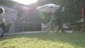 family, playing, football 46485276