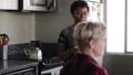 couple, kitchen, female 46486296