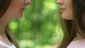 カップル 二人 二人連れの動画 46489587