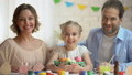 child, daughter, easter 46491759
