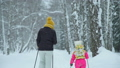 ウィンター 冬 おかあさんの動画 46500866
