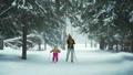 ウィンター 冬 おかあさんの動画 46500884