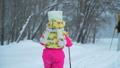 ウィンター 冬 おかあさんの動画 46501085