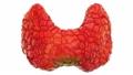 Disease spread on thyroid gland, 3d animation 46552116