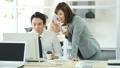 企业书桌工作办公室企业图象 46589821