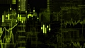 Stock indexes in the virtual space 46627361