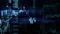 Stock indexes in the virtual space 46627362