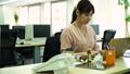 ビジネス 仕事 ビジネスウーマンの動画 46714205