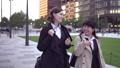 ビジネスウーマン 外国人と日本人 46718015