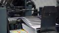conveyor belt in a printing press 46778757