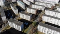 Aerial view of Tokyo Old residential area Housing area Tama New Town 46832013