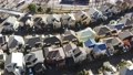 東京湧現的住宅區鳥瞰圖在郊區 46832073