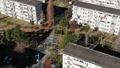 Aerial view of Tokyo Old residential area Housing area Tama New Town 46832498