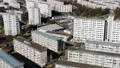 Aerial view of Tokyo Old residential area Housing area Tama New Town 46832528