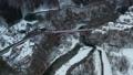 雪景,鳥瞰圖 46834996
