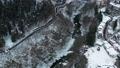 雪景,鳥瞰圖 46834999
