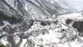 雪景,鳥瞰圖 46875428