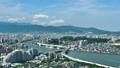城市景觀福岡市正常速度 46875777