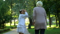 child, elderly, grandchild 46892918