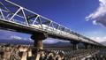 富士川橋梁を走る東海道新幹線 46929854