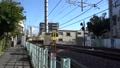 도쿄 전철 풍경 도시를 여행 세이부 이케부쿠로 선 9000 계 선샤인 60 건널목 소리 주행음 있습니다 47064325