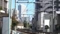도쿄 전철 풍경 도시를 여행 세이부 이케부쿠로 선 20000 계 선샤인 60 건널목 소리 주행음 있습니다 47072355