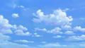 風に流される雲 アニメ調 47072523