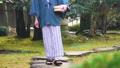 中間人溫泉旅行浴衣露天浴圖像 47097639