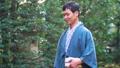 中間人溫泉旅行浴衣露天浴圖像 47097640