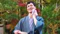 中間人溫泉旅行浴衣露天浴圖像 47097643