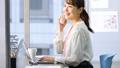 女商人書桌工作辦公室企業圖像 47105605