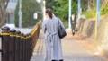 女商人秋天外套OL生活方式图象 47112525