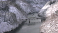 只見川第三橋梁を走る只見線 47138586