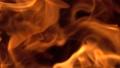 burning fire, firewood coal closeup 47150358