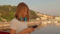 woman using her smarthone 47180149