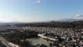 關東鳥瞰風景山的城鎮景觀 47285075