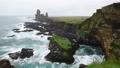 Londrangar Cliffs in Iceland. 47313780