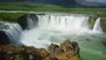 Godafoss waterfall in Iceland 47313789