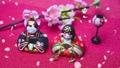 娃娃散佈和Hinamatsuri Hina娃娃共舞 47407945