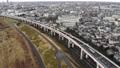 东京航空照片风景足立区住宅街道都市首都高速川口线 47457671