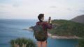 woman, traveler, travel 47460704