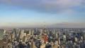 【タイムラプス】東京タワーと東京都心のマジックアワー チルトダウン 47568904