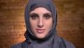 ポートレート 女性 ヒジャブの動画 47592605