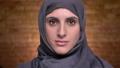 ポートレート 女性 ヒジャブの動画 47592626