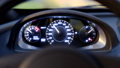 Speedometer fast car automobile speed dashboard accelerate FullHD. 3d rendering animation 47645275