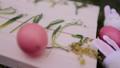 decoration for Easter. Easter bunnyes 47650505