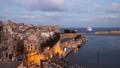 Evening timelapse of Valletta, Malta 47652766
