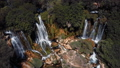 Aerial view of Kravica waterfall, Bosnia and Herzegovina. 47652770