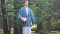 中間男性溫泉旅行Yukata旅行圖像 47662492